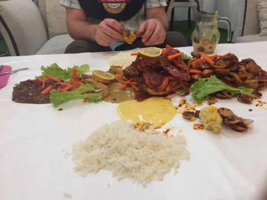 Jl fara crab kota bharu ulasan restoran tripadvisor for J bathroom kota bharu