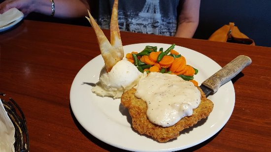 Lakeside, Καλιφόρνια: Chicken Fried Steak