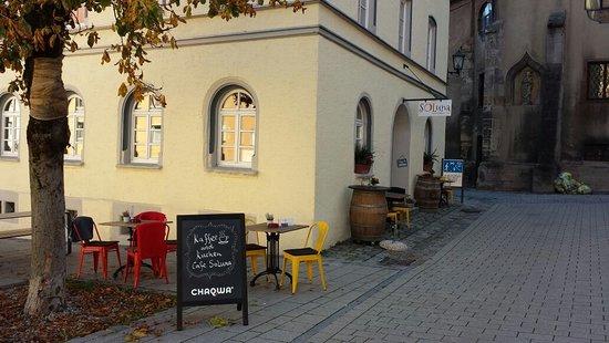 Cafe soluna rottweil restaurant bewertungen for Küchen rottweil