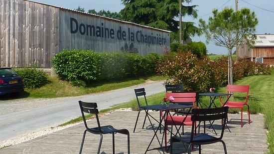 Domaine de la Chapiniere