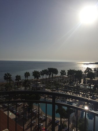 Constantinos the Great Beach Hotel: Side sea view