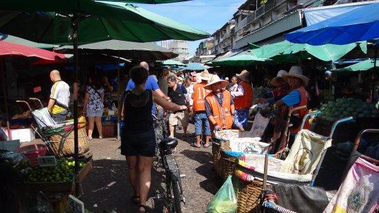 Recreational Bangkok Biking : On the market