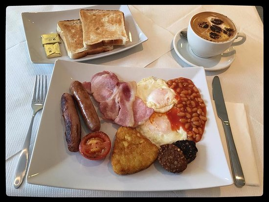 Newcastle West, Ireland: Irish breakfast