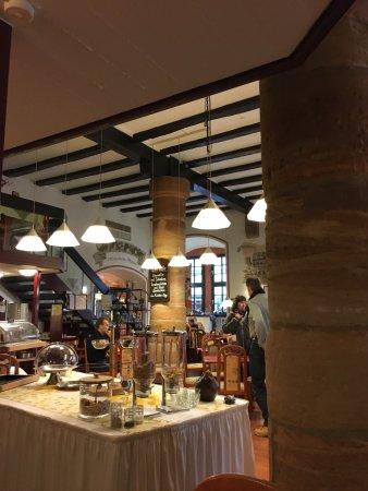 Marktcafé: Marktcafe inside