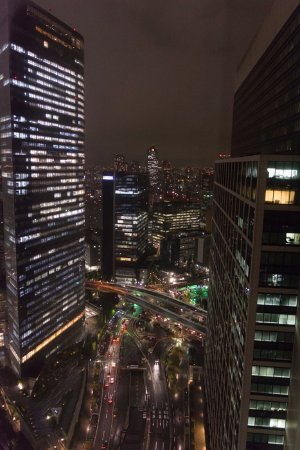 Tokyo Park hotel - room view