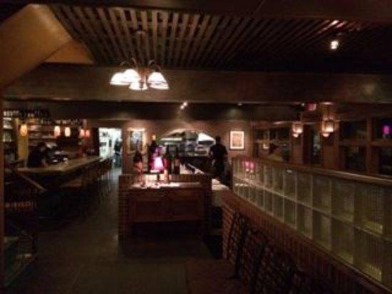 Ocean Boulevard Bistro & Martini Bar : From the Doorway