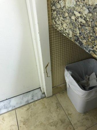 San Rafael, Californien: In bathroom