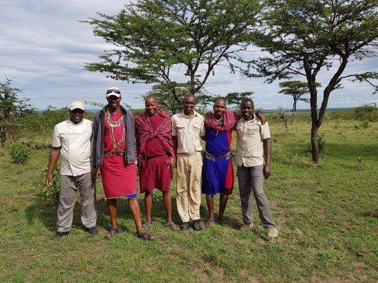 Mara Bush Houses, Asilia Africa: Staff