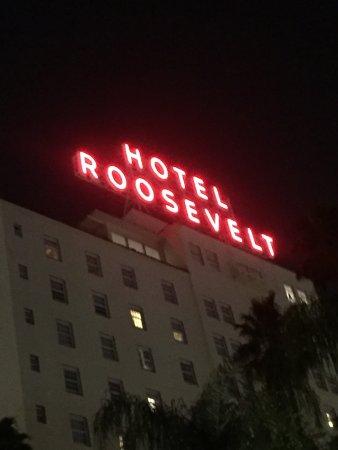 The Hollywood Roosevelt Resmi