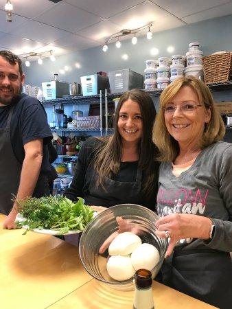 The Kitchen Studio Cooking School
