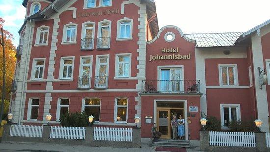 hotel johannisbad bewertungen fotos preisvergleich bad aibling deutschland. Black Bedroom Furniture Sets. Home Design Ideas