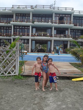 San Clemente, Ecuador: frfrff