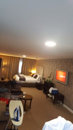 Mcgettigan's Hotel Letterkenny Foto