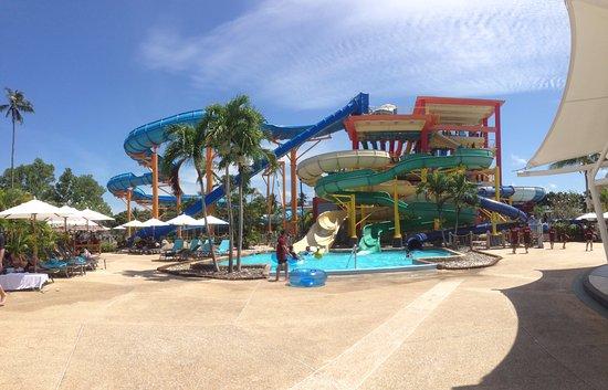 Splash Jungle Waterpark: Body & Tube Slides