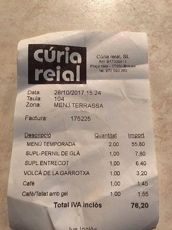 Restaurant Curia Reial SL.: photo8.jpg