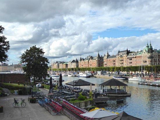 Bike Rentals Djurgarden Stockholm Picture Of Kungliga