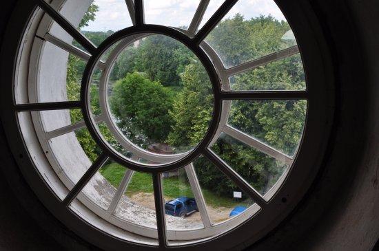 Jekabpils, Lettland: Окно