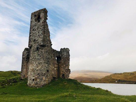 Assynt, UK: Ardvreck Castle