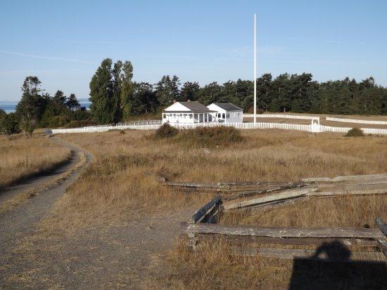 San Juan Islands, WA: American Camp