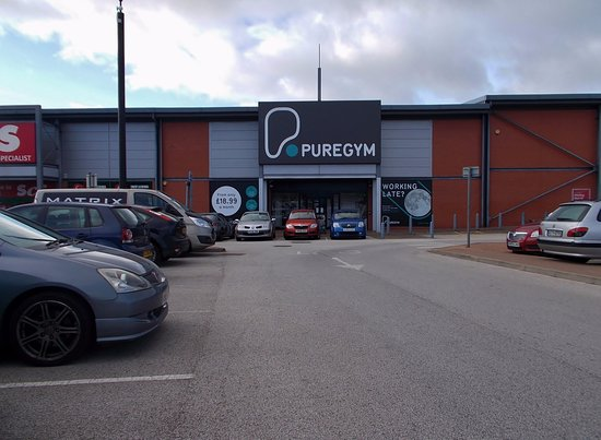 PureGym Wrexham