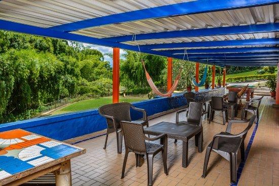 Hotel Mi Mónaco: Salón de juegos de mesa