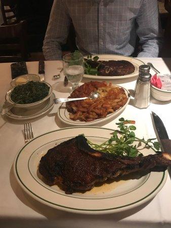 Bryant & Cooper Steak House: Unbelievable meal