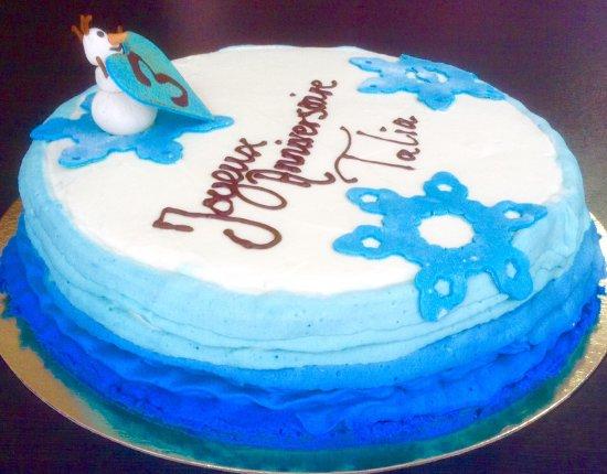 Gâteau Chocolat Déco Pâte Damande Thème Harry Potter Picture Of