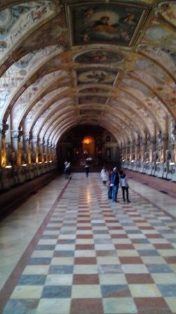 Munich Residence : Grandes salas