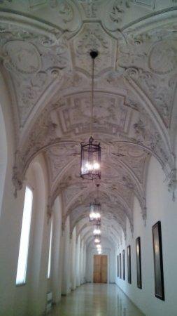 Munich Residence : techos muy adornados