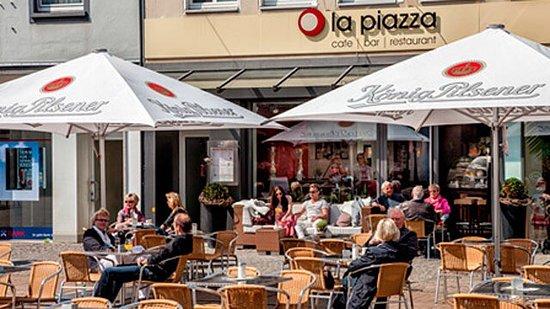 Dorsten, Jerman: La Piazza
