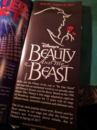 Springboro, OH: Beauty And The Beast