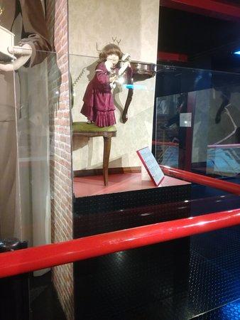 Museo delle curiosità: Donna più piccola del mondo