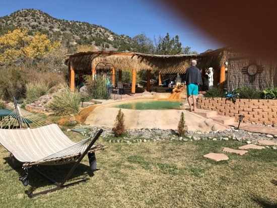 Jemez Hot Springs Home Of The Giggling