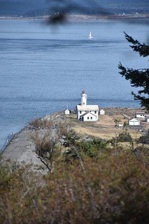 Port Townsend, Ουάσιγκτον: Fort Worden Lighthouse