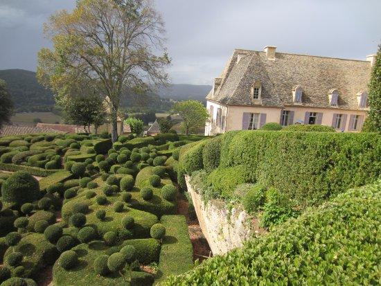 les jardins de marqueyssac picture of les jardins de. Black Bedroom Furniture Sets. Home Design Ideas