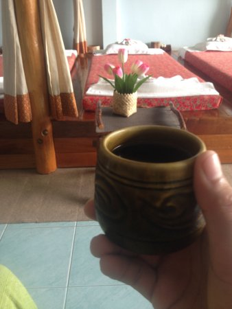 Koh Yao Noi, Thailand: Beautiful place and great service. Complementary cup of tea before and after massage 👍🏻