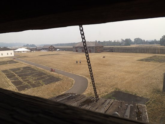 Fort Vancouver National Historic Site : Fort Vancouver