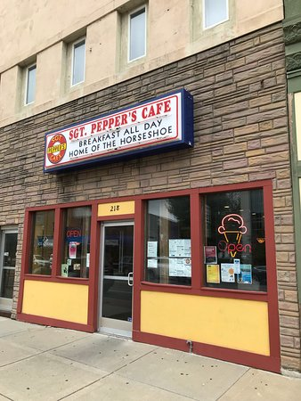 Sgt Pepper S Cafe Edwardsville Il  Breakfast