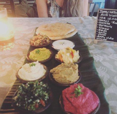 Vegan Food In Sanur, Bali - Bali Buda - YouTube