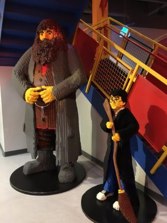 LEGOLAND Discovery Center: Harry Potter