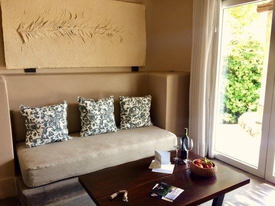 Cavas Wine Lodge: Luxury room