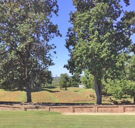 Vicksburg National Military Park: Union Cemetery at Vicksburg.