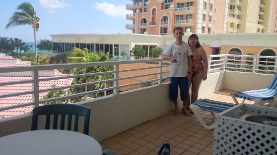Sunny Isles Beach, FL: balcon