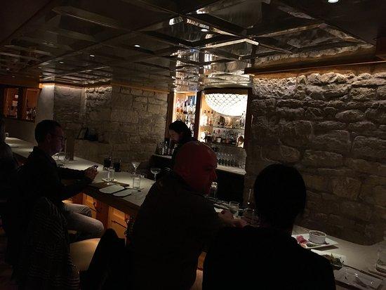Le Chateau: Bar Area