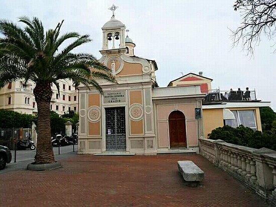 Bogliasco, Italy: Santuario