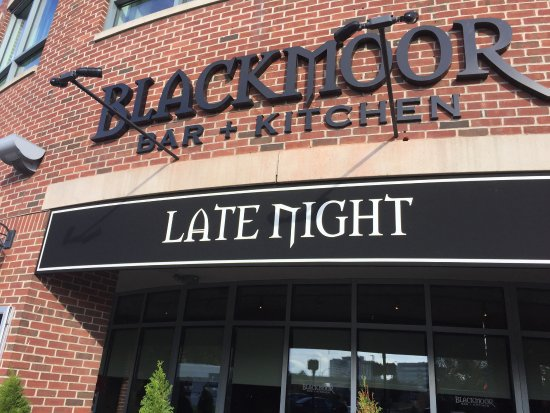 Blackmoor Bar And Kitchen  Chelsea St Charlestown Ma