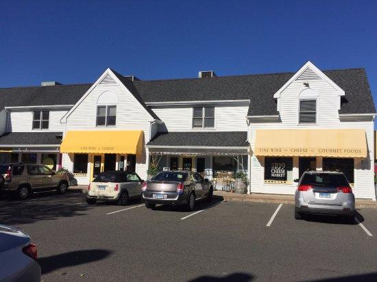 109 Cheese & Wine, Ridgefield CT