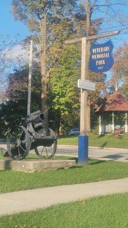 Durham, Kanada: Veterans Memorial Park
