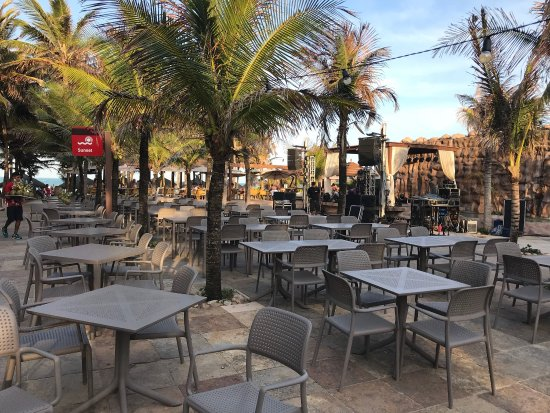 Crocobeach Bar & Restaurante : Crocobeach