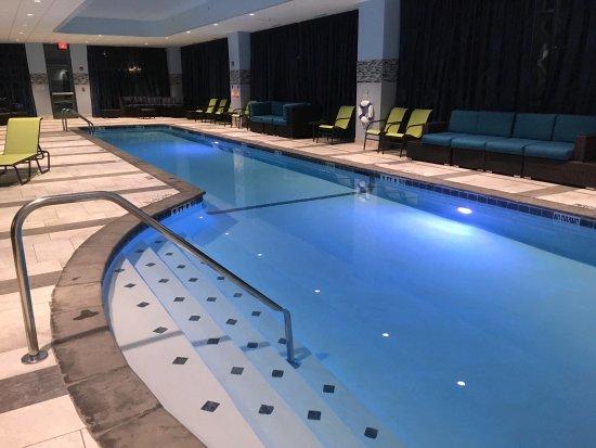 Beautiful Pool Area Picture Of Hampton Inn Norwich Norwich Tripadvisor